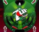 :  > 7up pinball (vtipné free flash hra on-line)