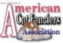 Kočky:  > ACFA (American Cat Fanciers Association)